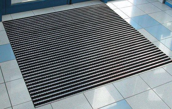 tapis aluminium entrée