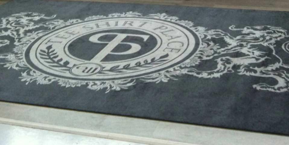 tapis logo original