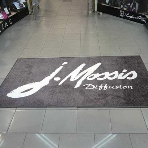 tapis personnalisédesign boutique