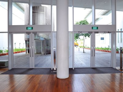 tapis geggus entree immeuble